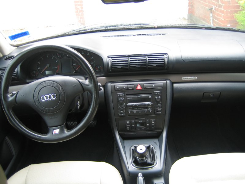 2000 Audi A4 1.8T Quattro For Sale